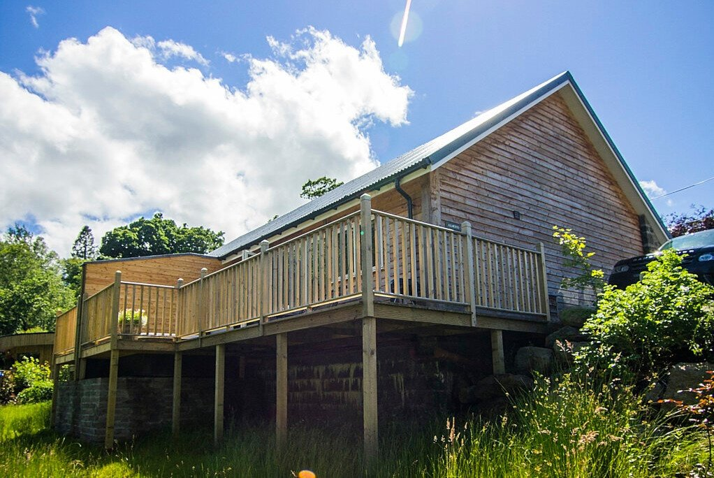 Almond Cottage External View