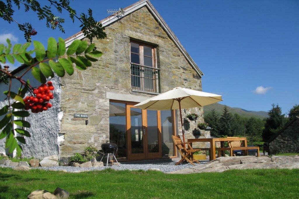 The Barn Lodge at Loch Tay