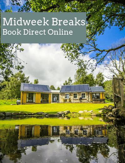 Midweek breaks at loch tay